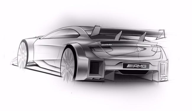 Mercedes-AMG C 63 Coupe Dtm 2016 5