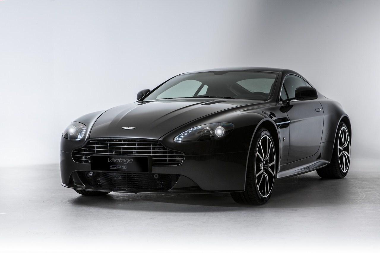 Foto de Aston Martin V8 Vantage SP10 (9/10)