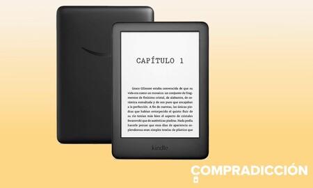 Con el Kindle de Amazon te aseguras montones de libros para leer este verano por sólo 74,37 euros