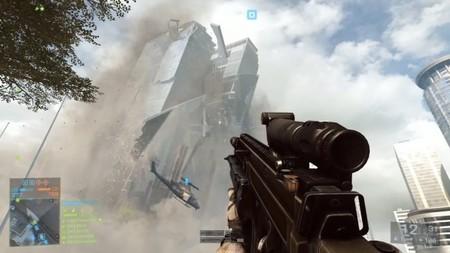 Brutal regreso del Comandante en 'Battlefield 4' [E3 2013]