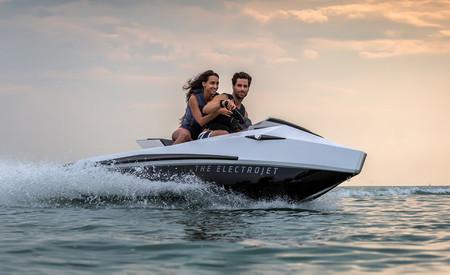 Narke y su apuesta por la moto de agua eléctrica: dos horas de automía y un propulsor silencioso, desde 37.000 euros