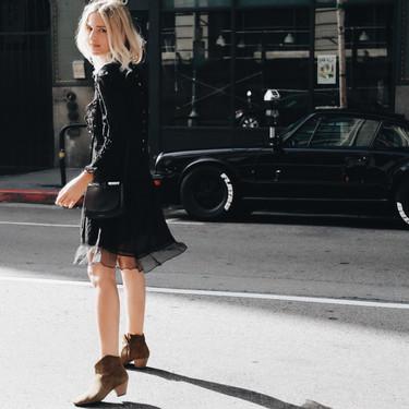 21 vestidos de entretiempo low-cost para este junio que comienza a parecer noviembre