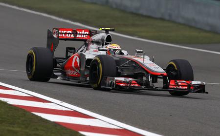 Lewis Hamilton está confiado de cara a la carrera