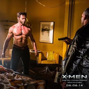 Se avecinan taquicardias en los cines... ¡Hugh Jackman enseña culo en la nueva de X-Men!
