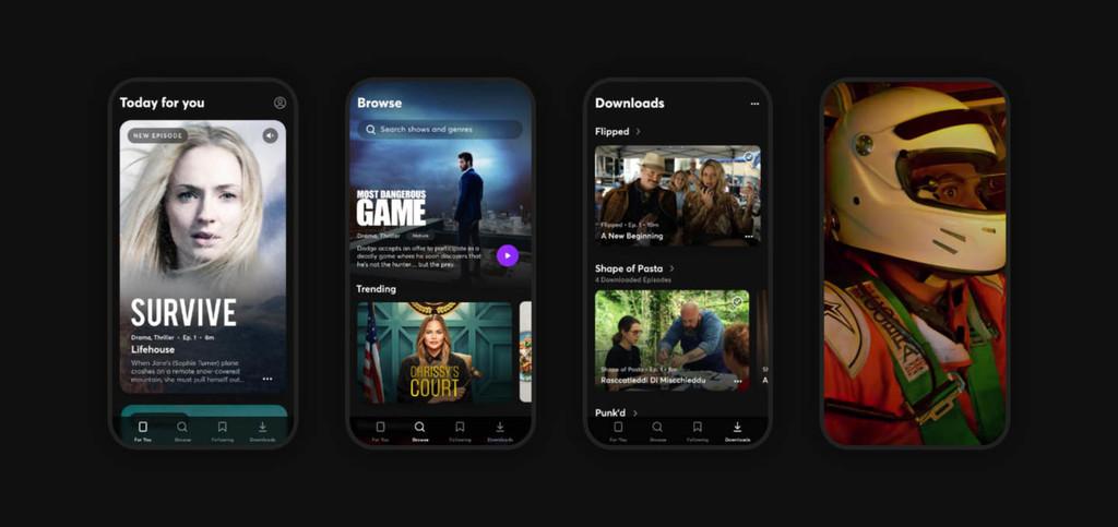 Quibi: así es el Netflix exclusivo de móviles que apuesta por series de menos de diez minutos