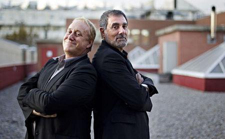 Toni Cruz y Josep Maria Mainat se embarcan en un nuevo programa de humor para laSexta