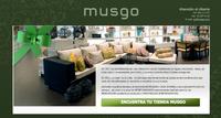 Musgo cerrará todas sus tiendas el 22 de enero