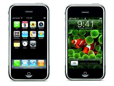 Unos cuantos móviles con pantalla táctil para marzo