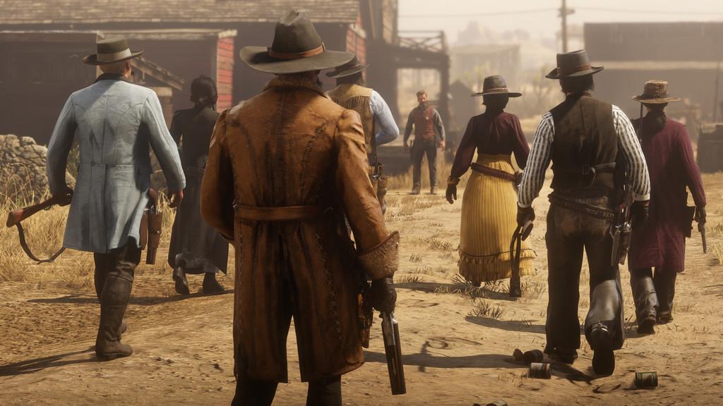 Red Dead Online me ha dejado claro que el Salvaje Oeste es un lugar mejor si no eres un lobo solitario