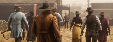 Red Dead Online, análisis: así es el mejor juego del año cuando compartes con otros jugadores
