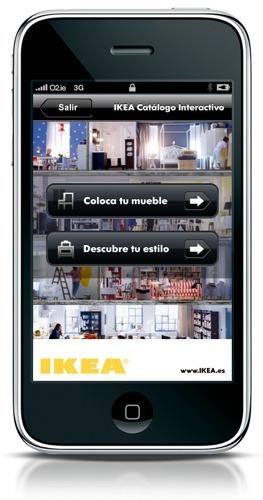 IKEA presenta una aplicación para iPhone