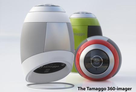 Fotos de 360º en una toma con Tamaggo
