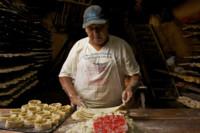 Pan de dulce, pan de sal, rosquitas para los niños que lo veían hacer el pan. Primera parte
