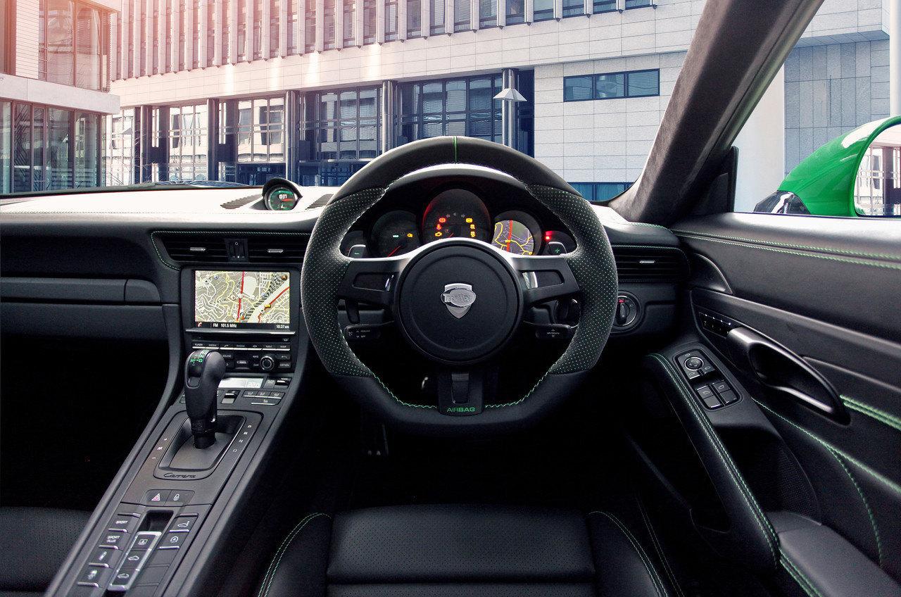 Foto de Porsche 911 Carrera 4S por TechArt (14/32)