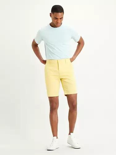Chino Taper Sport color amarillo
