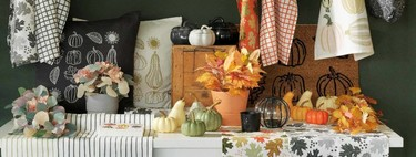 The decorative week: trends for fall, telecommuting corners and houses with garden views