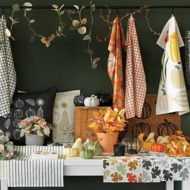 La semana decorativa: tendencias para el otoño, rincones de teletrabajo y casas con vistas al jardín