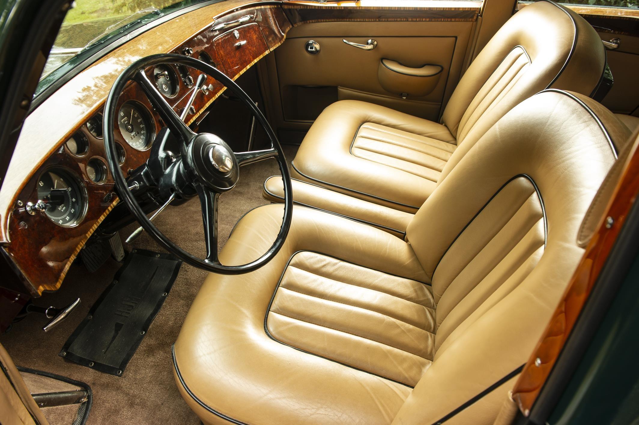 Foto de Bentley Continental S2 Flying Spur 1959 (5/8)