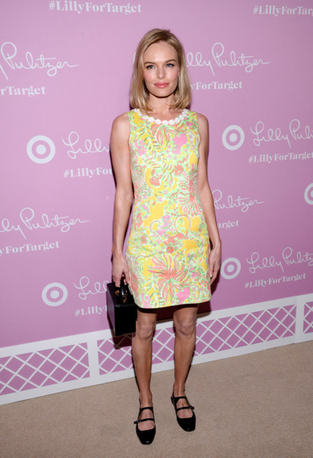Kate Bosworth Lilly Pulitzer 2