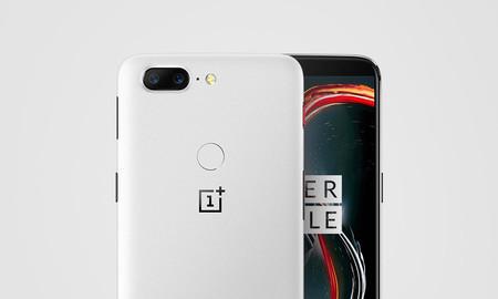 El OnePlus 5T Sandstone White ya es oficial: un nuevo color para una versión extremadamente limitada