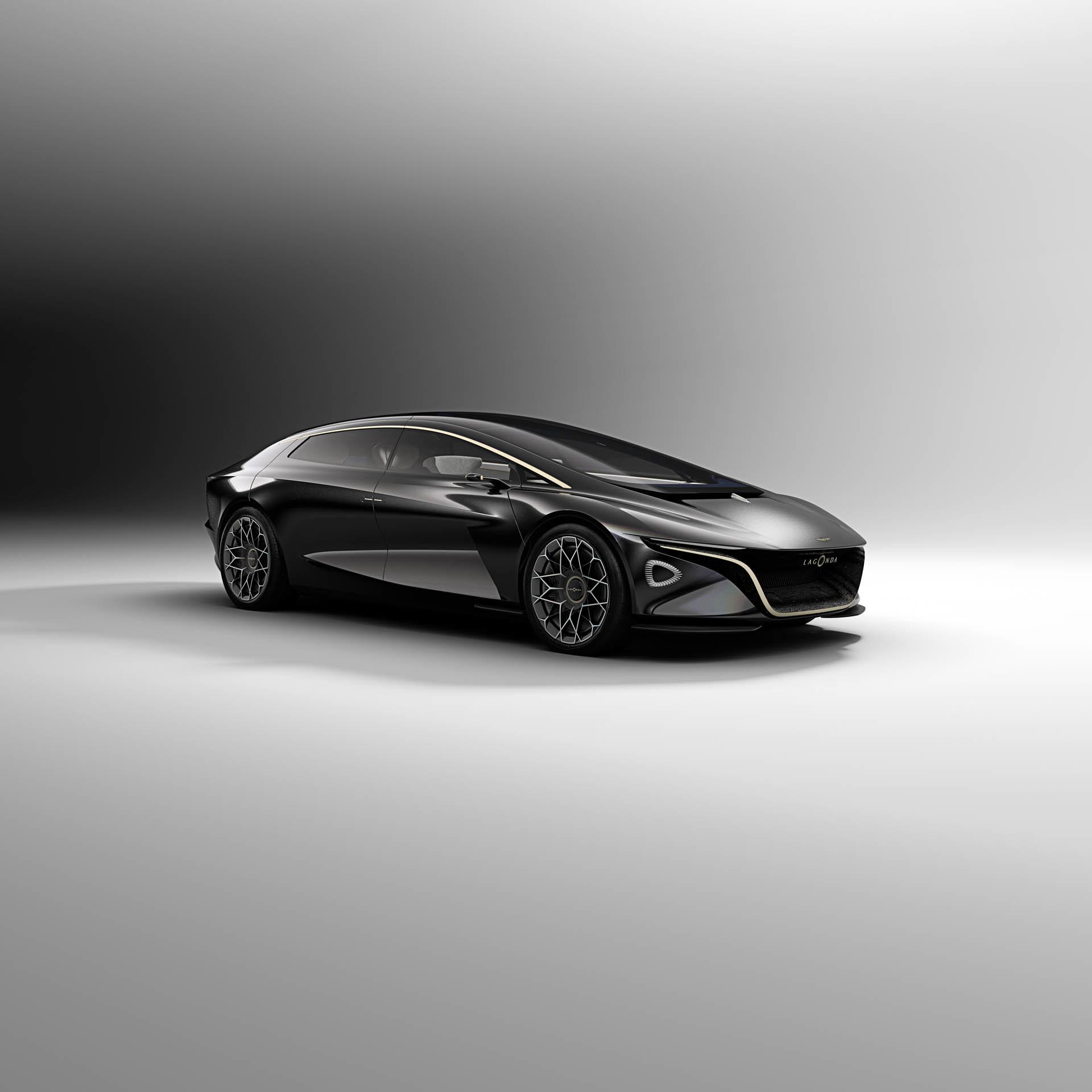 Foto de Aston Martin Lagonda Vision Concept (1/22)