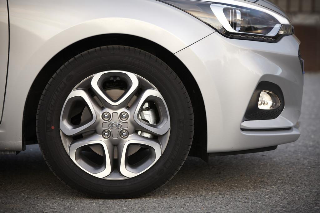Hyundai i20 2018 llanta