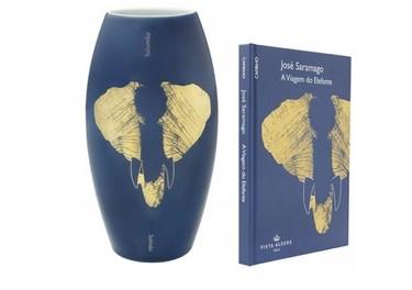 Arte y literatura convertidas en porcelana de la mano de Vista Alegre