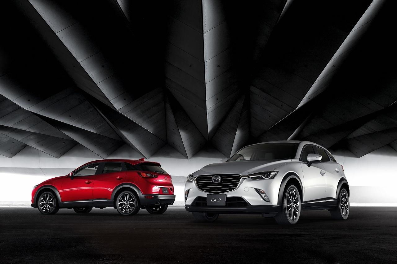 Foto de Mazda CX-3 2015 (1/15)