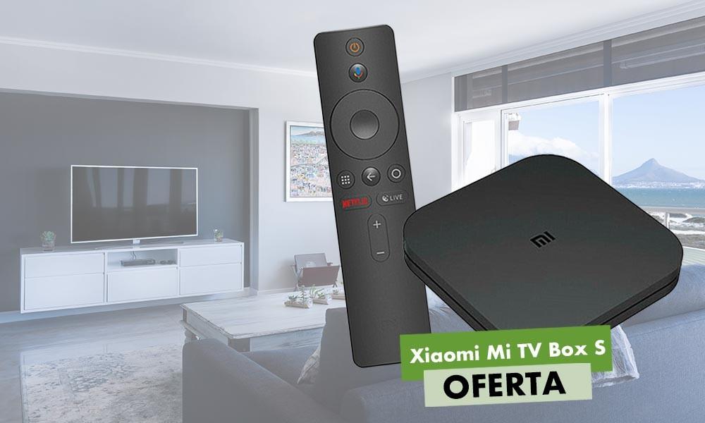 Nunca la habíamos visto tan barata: en eBay tienes la Xiaomi Mi TV Box S por sólo 48,59 euros si usas el cupón PONDESCUENTO al pedirla