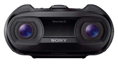 DEV-50V, los nuevos prismáticos digitales de Sony