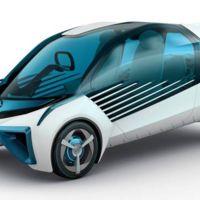 Toyota FCV Plus: un nuevo prototipo con pila de combustible de hidrógeno para el Salón de Tokio