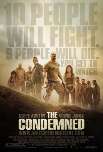 Poster de The Condemned