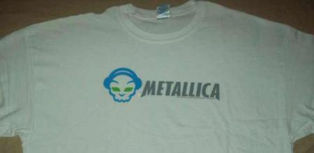 Metallica Napster