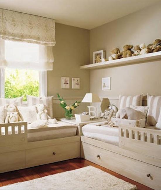 Compartidas - Habitaciones infantiles unisex ...