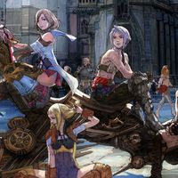 Final Fantasy X/X-2 HD Remaster y Final Fantasy XII: The Zodiac Age concretan su llegada a Xbox One y Switch en abril