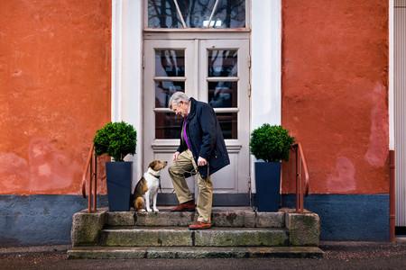 Okkone Combispace Old Man And Dog Tcm117 50225