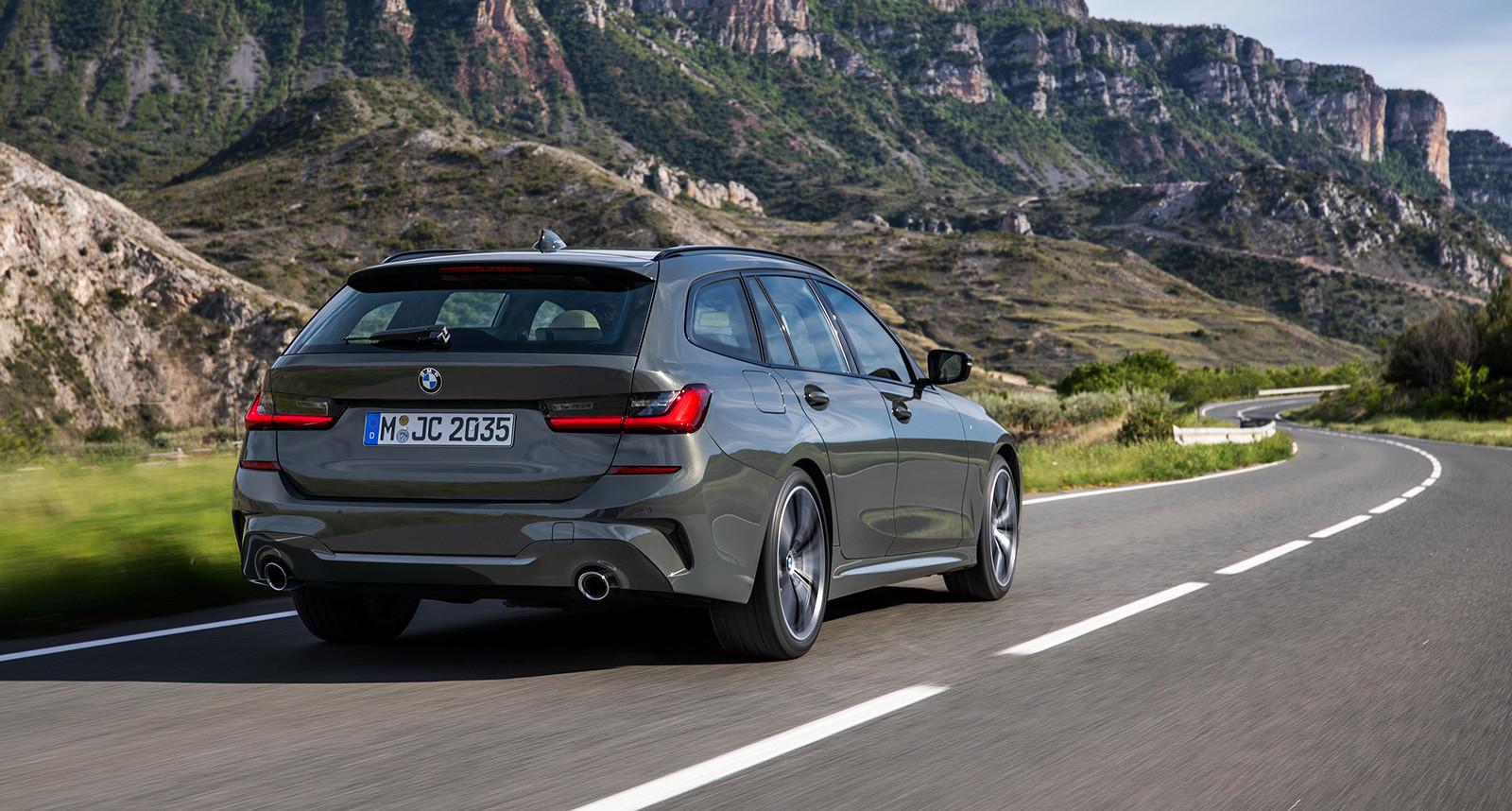 Foto de BMW Serie 3 Touring 2019 (1/17)