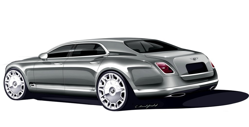 Foto de Bentley Mulsanne (24/29)
