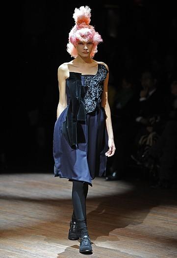 Foto de Comme des Garçons, Primavera-Verano 2010 en la Semana de la Moda de París (7/14)