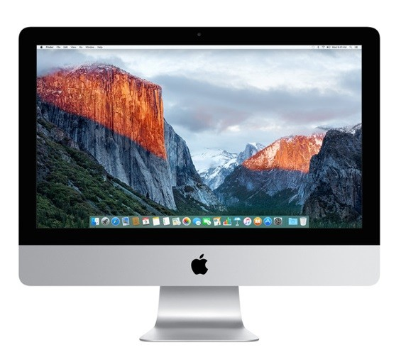 Ordenador Sobremesa Apple iMac MK442Y 21,5'' Intel Core i5