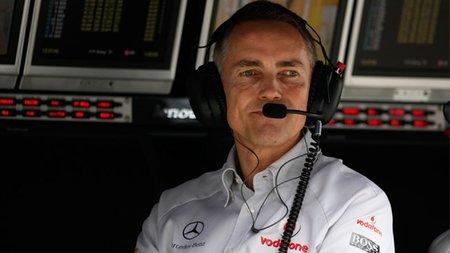 Martin Whitmarsh estaría de acuerdo en tener tres coches por equipo