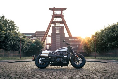Harley Davidson Sportster S 2021 028