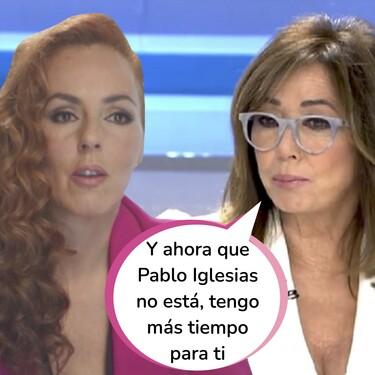 El verdadero motivo por el que Ana Rosa Quintana se posiciona contra Rocío Carrasco: su productora tuvo que indemnizarla con 15.000 euros