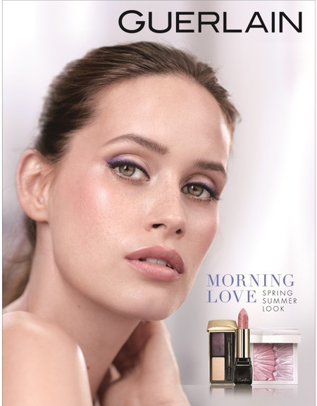 """Primaveras muy luminosas y """"holográficas"""" con la nueva colección de maquillaje de Guerlain"""