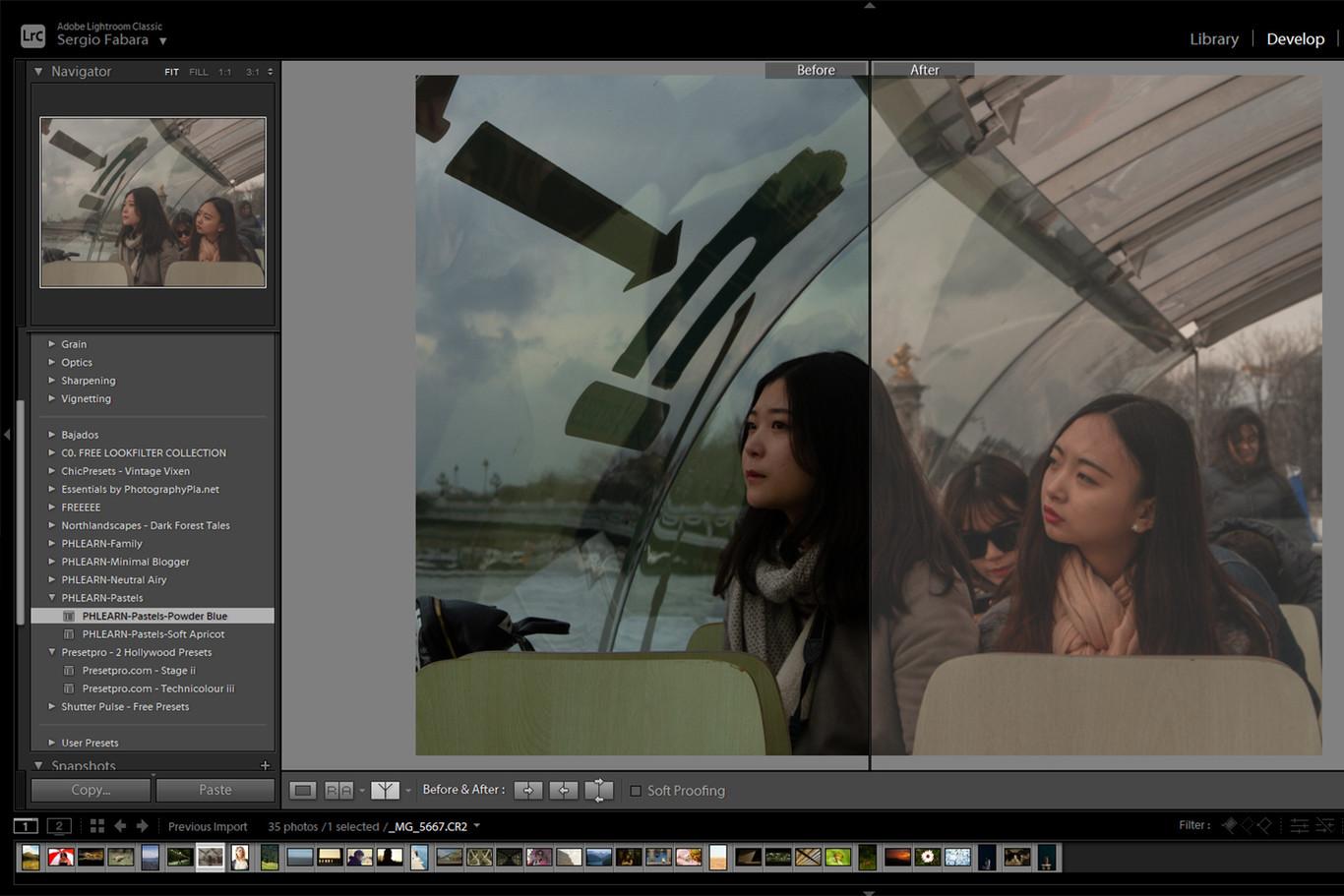 Nueve sets de presets de Lightroom gratis y muy recomendados para revelar tus fotos