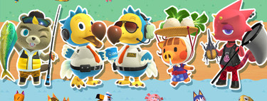 Animal Crossing: New Horizons: visitantes. Todos los personajes especiales y qué día aparecen en tu isla
