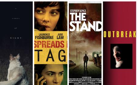 Las 11 mejores películas realistas sobre pandemias y virus mortales