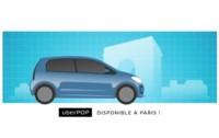 Uber París permitirá a cualquier usuario compartir su coche. Varias empresas ya lo hacen en España