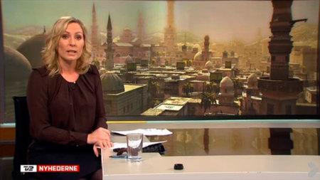 Usan una imagen de 'Assassin's Creed' en el telediario danés por error. Aquí tenéis cinco propuestas más