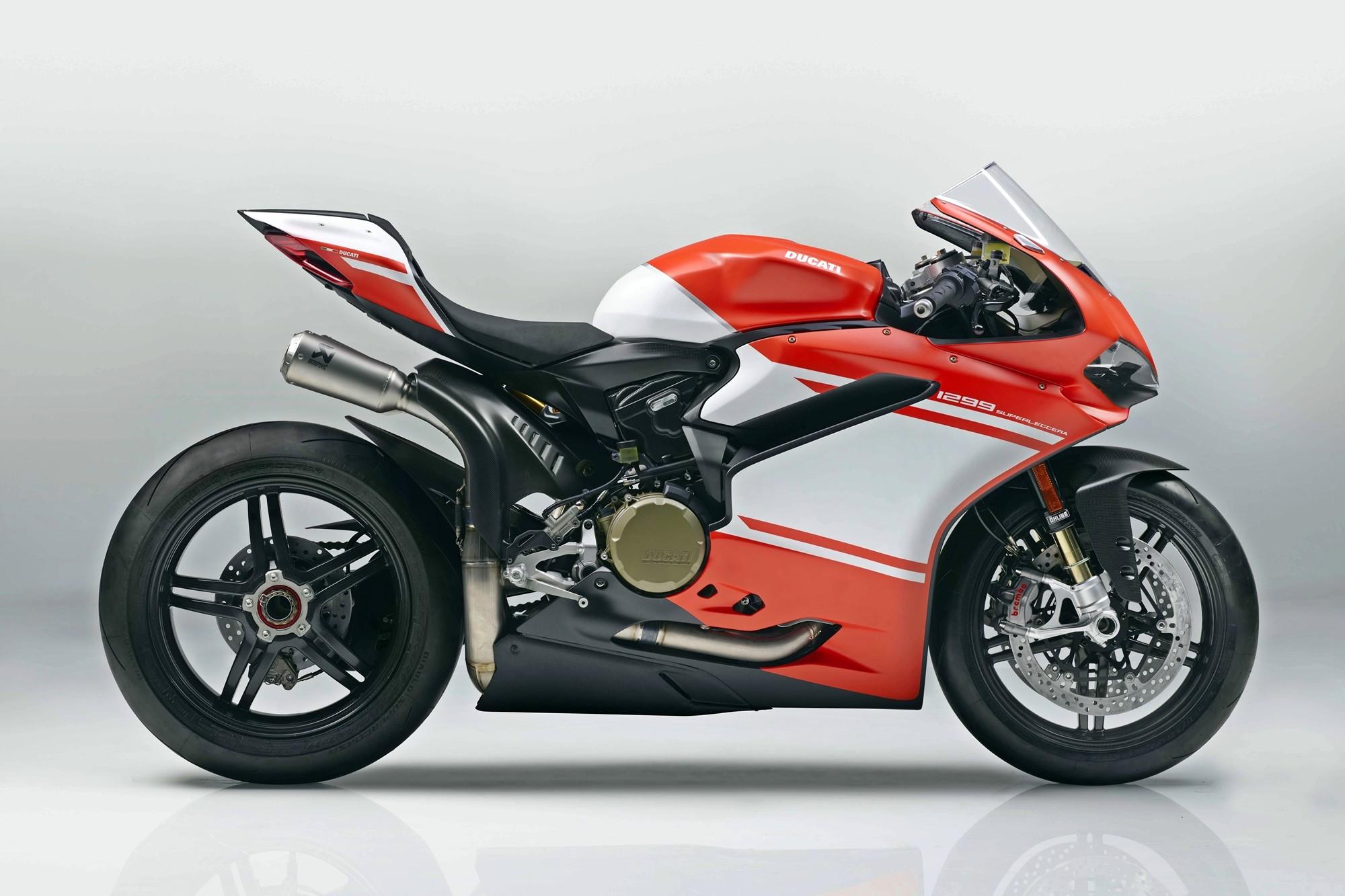 Foto de Ducati 1299 Superleggera (4/22)